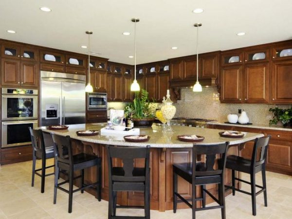 Big Kitchen Island