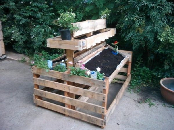 Build a Pallet Display