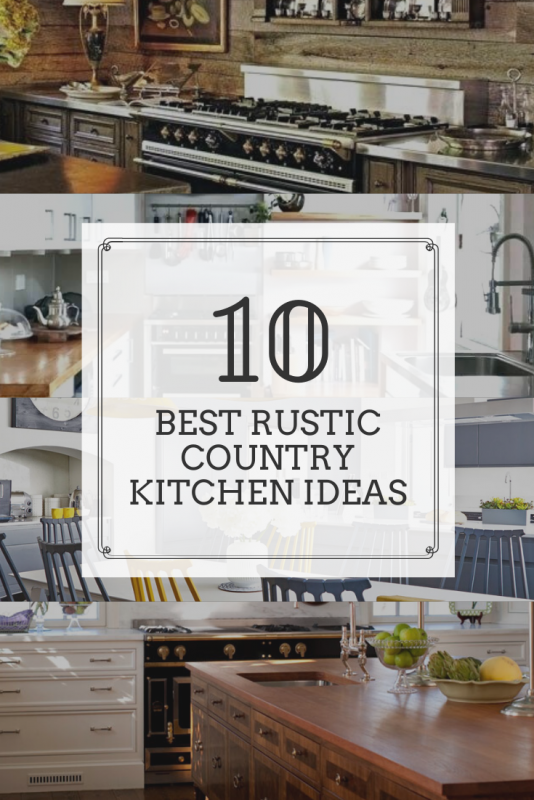 Country Kitchen Ideas to Inspire Your Home