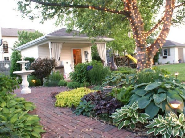 Landscaping Ideas in Front Yard Think Big