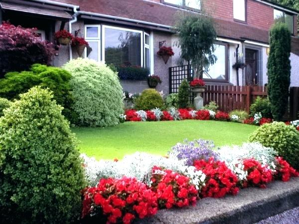 Simple Flower Beds
