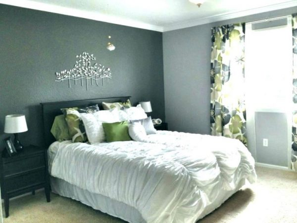 bedroom decorating ideas Create a Fun Accent Wall