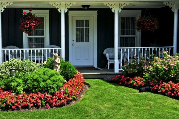 front yard landscaping ideas on a budget Limiting Flowering Plans