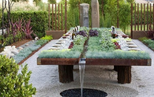 very small garden ideas on a budget Mix and Match Herbs