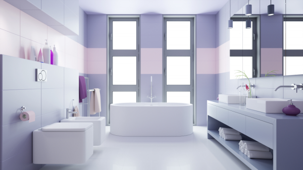 Bathroom Remodel Ideas Ice Cream Colors