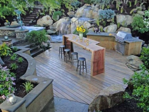 outdoor kitchen ideas Well-designed
