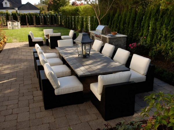 Backyard Dining Area ideas