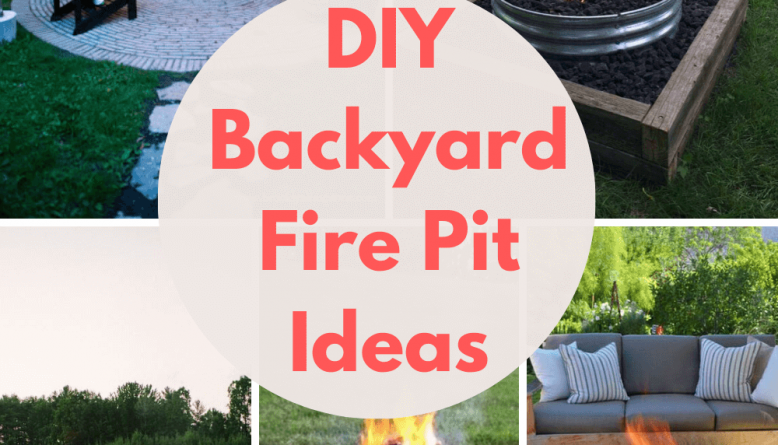 Best DIY Backyard Fire Pit Ideas