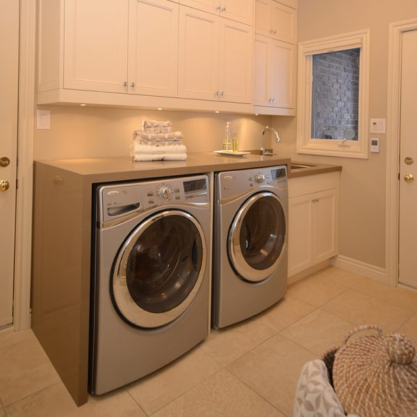 Dedicated Laundry Room idea