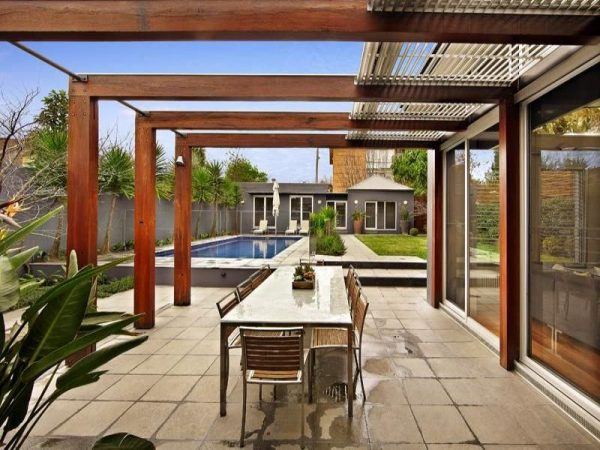 10 Modern Pergola Designs Ideas And Plans For small ...