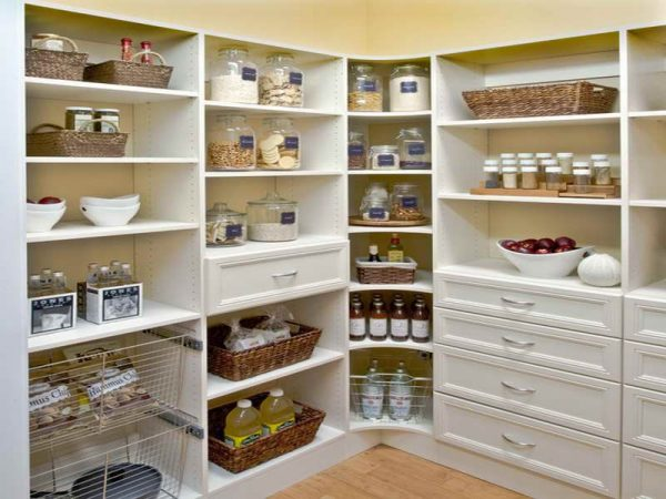 Great kitchen Pantry Design Ideas