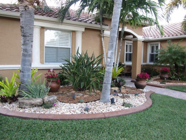 Landscaping Ideas in Backyard