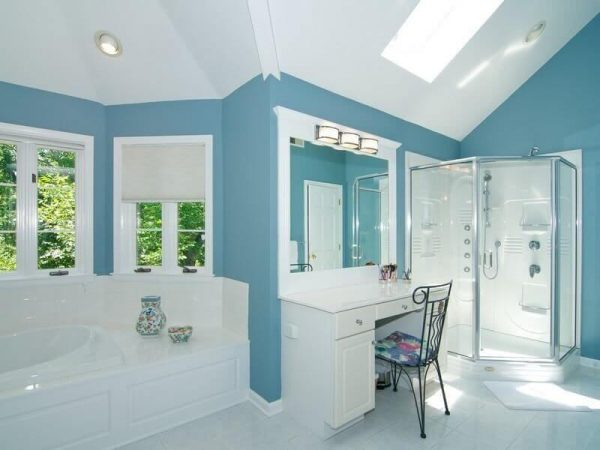 Muted Colors Selection bathrom ideas
