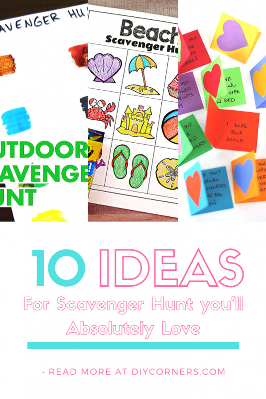 Best Scavenger Hunt Ideas that you'll Absolutely Love