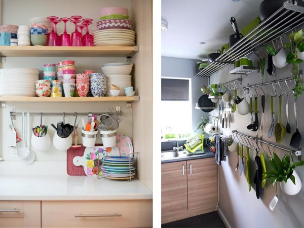 kitchen Storage Strategically