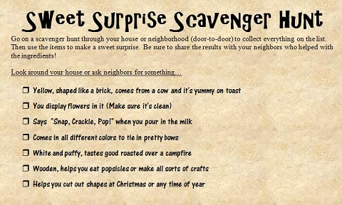 The Classic Scavenger Hunt Ideas for Your Kids