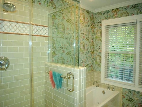 Tile Shower  Ideas Temperature Sensitive Glass