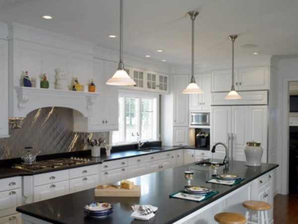 Kitchen Lighting Ideas Multiple Pendant
