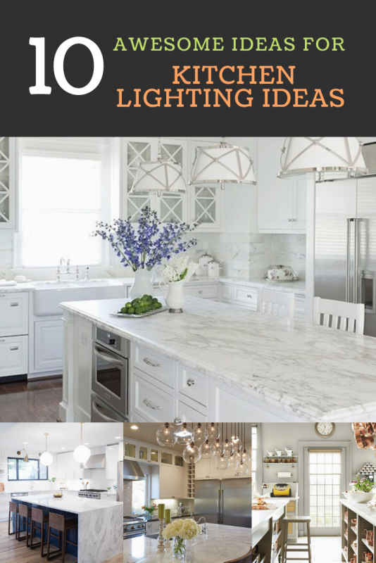 10 Best Kitchen Lighting Ideas Pictures For Design Your New