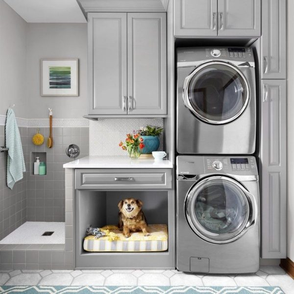 laundry room Pet-Friendly Space