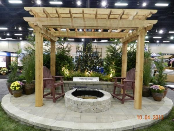 10 Modern Pergola Designs Ideas And Plans For Small