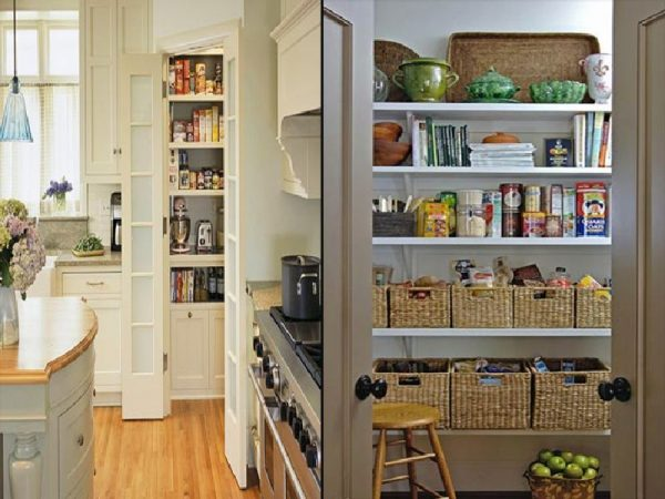 storage Pantry Design Ideas