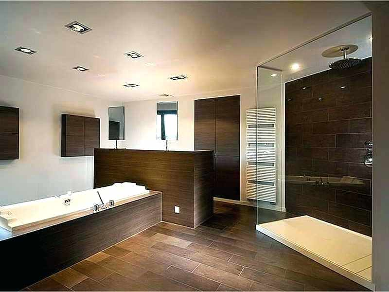 wood walls in bathrooms tile shower