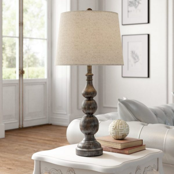 farmhouse table lamp for bedroom